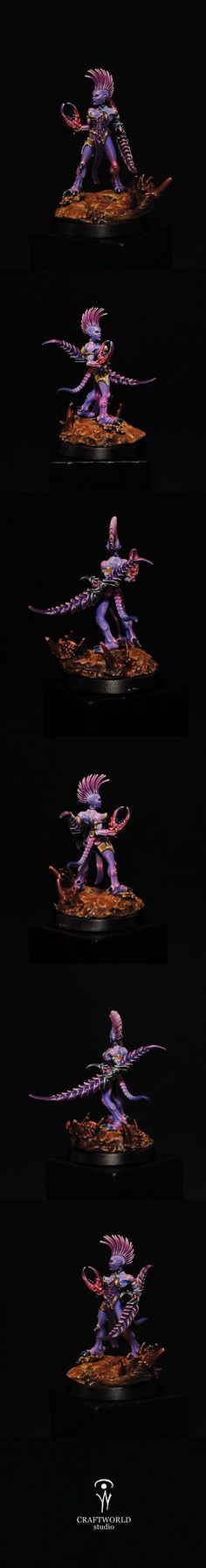 Deamonette of Slaanesh - ZlaMacka