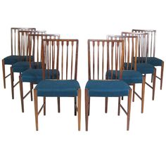 Shop side chairs and other antique and modern chairs and seating from the world's best furniture dealers. 1950s Furniture, Danish Furniture, Furniture Styles, Cool Furniture, Dining Room Chairs, Side Chairs, Seat Covers, Modern Chairs, Mid-century Modern