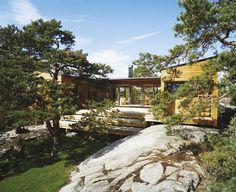 Cabin Portør. Architect: Marianne Borge.
