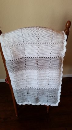 Baby Blanket pattern By Elisabeth Andree - Free Crochet Pattern - (ravelry)