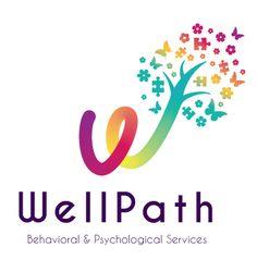 Well Path Autisim Behavioral and Psychological Services Logo by The Logo Boutique Service Logo, Medical Logo, Psychology, Logo Design, Wellness, Boutique, Logos, Psicologia, Logo