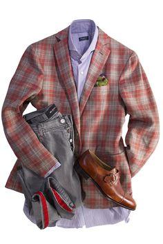 G.Abo Pietro Sport Coat - Men's Luxury Sport Coats | Axel's