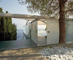 La Voile House, Cap Ferrat, France - Foster + Partners