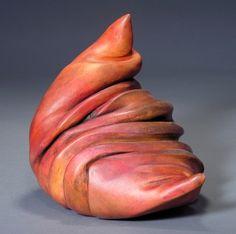 Sculpture-Ceramic-Liz Lescault: Larva Land