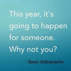 Why not you? www.seanabbananto.com #PersonalGrowth #Leadership #Motivational #Inspirational #Quotes
