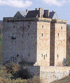 chateau de borthwick