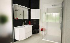 Temal Mondo – muhkea Mondo on hulppea ratkaisu tilaviin kylpyhuoneisiin mutta tarjoaa viistopäädyllään ratkaisun hyvin ahtaaseenkin tilaan, 5cm välein! #temal #temalmondo #temalfinland #designfromfinland #habitare2014 #design #sisustus #messut #helsinki #messukeskus Helsinki, Bathtub, Bathroom, Design, Standing Bath, Washroom, Bathtubs, Bath Tube, Full Bath