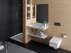 Comment aménager une salle de bain 4m2? | Wet rooms, Interiors and ...