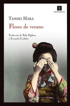"""Japón. Tamiki Hara. """"Flores de verano"""". Haz click en la cubierta y empieza a leerlo en 24symbols."""