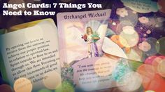 Need some spiritual guidance for your everyday? On the blog, staffer Heather gives us the 7 steps to reading Doreen Virtue's Angel Cards.