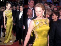 Nicole Kidman in Christian Dior by Jhon Galliano @ 1997 Academy Awards