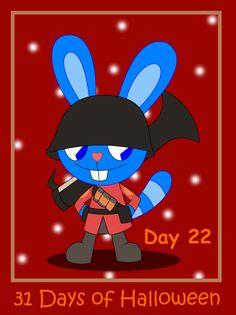 31 Days of Halloween - Day 22 by AnimalComic96 on deviantART