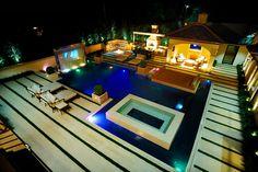 Amazing backyard
