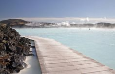 Błękitna Laguna (Blue Lagoon), Islandia
