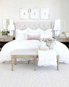 Home Interior Salas Get Your Home Ready for Summer: Wayfair Sale! Bedroom Furniture Sets, Home Decor Bedroom, Living Room Decor, Bedroom Ideas, Airy Bedroom, Linen Bedroom, Black Furniture, Decor Room, Bath Decor