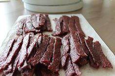 Dehydrating Ground Beef Recipe