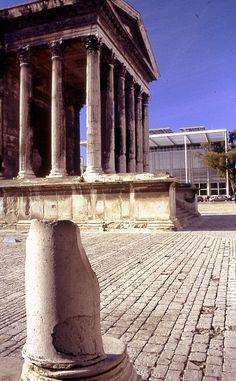 Maison Carrée ~ Nîmes