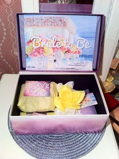 Bride to Be YouAreBeautifulBox. Bride Gift. Groom to Bride Gift. Bride Gift  from e943850242043