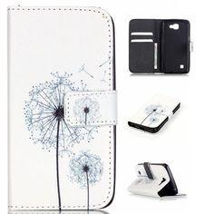 Amazon.com: LG K4 Case,LG Spree Case,LG Rebel LTE Case,XYX [Wave Smile] - [Kickstand][Wallet][Card Slot][Flip][Slim Fit] Premium Protective Case for LG Optimus Zone 3 / LG K4 / LG Spree / LG Rebel: Cell Phones & Accessories