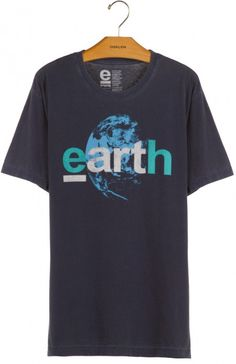 Osklen - T-SHIRT STONE EARTH - t-shirts - men