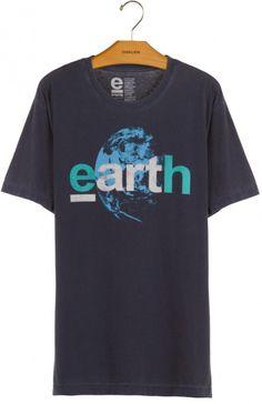 Osklen - T-SHIRT STONE EARTH - t-shirts - men