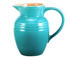 Jarra Stoneware Azul Caribe - 500ml