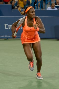 Another big win for Sloane Stephens over Maria Sharapova.