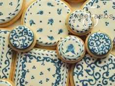 Cookies For Mother's Day - SweetAmbs..tutorial