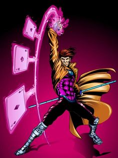 Gambit| X-men Marvel comics