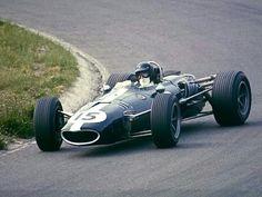 Dan Gurney in his Eagle during the Belgian Grand Prix 1967 Jackie Stewart, Mario Andretti, Jaguar, Monaco, Shelby Daytona, Ferrari, Matra, Dan Gurney, Belgian Grand Prix