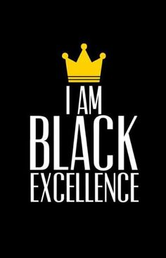 I am black excellence. backgrounds for your phone, black, beautiful, inspirational quotes Black Love Art, Black Girl Art, Black Is Beautiful, Black Girl Magic, Black Girls, Beautiful Things, Black Women Quotes, Walpaper Black, Black Art Pictures