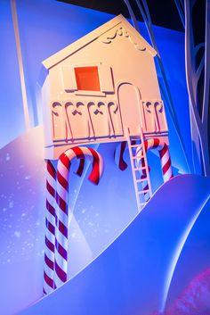 Marks & Spencers Christmas Windows | Believe in Magic & Sparkle, 2013 by Millington Associates