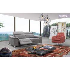 Shadow ülőgarnitúra - rendelhető opció: elektromos relax funkció