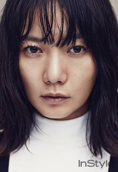 More Of Bae Doo Na For InStyle Korea's October 2015 Edition | Couch Kimchi
