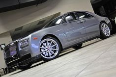 2010 Rolls-Royce Ghost 4dr Sedan in West Chicago, Illinois