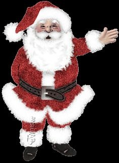 santa claus - Page 22 Christmas Animated Gif, Merry Christmas Gif, Christmas Animals, Merry Christmas And Happy New Year, Christmas In July, Santa Christmas, Christmas Humor, Images Gif, Blog Images