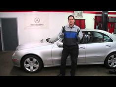 Mercedes Rear Suspension Clunking Noise Solved - YouTube