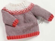 Пуловер (д) 36*21 Cheval Blanc №4677