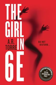 **HOT NEW COVER** - REVEAL & UPDATE: The Girl in 6E | ALESSANDRA TORRE
