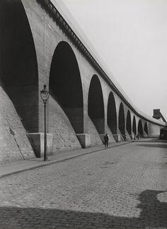 Albert Renger-Patzsch • Street in Essen, 1930