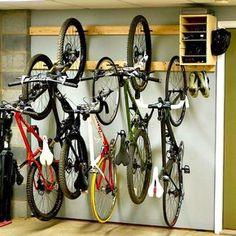 36 Meilleures Images Du Tableau Garage Velo Organizers Garage