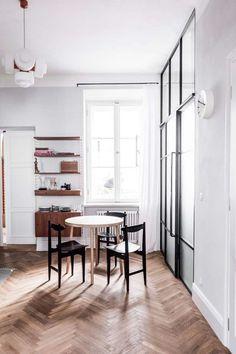 Una casa in stile eclettico a Varsavia - Interior Break