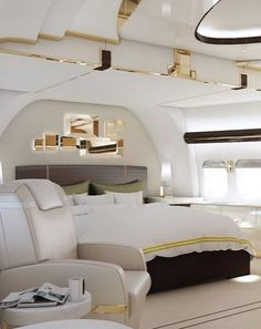 Boeing 747-8 VIP: The Largest and Most Luxurious Private Jet in the World.                                                                                                                                                                                 More
