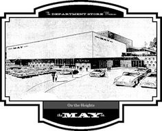 The Department Store Museum: The May Co., Cleveland, Ohio //this was the store I loved in University Heights, Ohio//  remember the green stamps