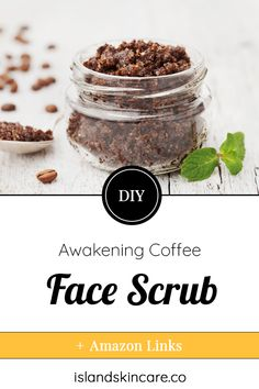 Proven Skin Care Tips That Work Immediately - Beauty Salon Guide Coffee Face Scrub, Diy Face Scrub, Coffee Face Mask, Avocado Face Mask, Sugar Scrub Homemade, Frankincense Oil, Flaky Skin, Skincare Routine, Skin Care Tips