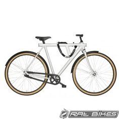 Van Moof 5 M2 met geïntegreerd slot van het merk Abus. Een lichte fiets met een opvallende en simpel ontwerp voor al je dagelijkse stadsritten. Onze prijs: €698,00