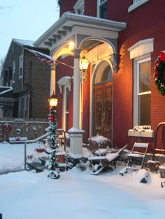 Lastly, one of my favorites, in winter time...