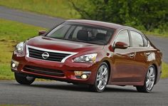 A beautiful day in your new Nissan Altima