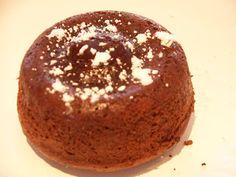 Adventures of a DIY Mom - Lava Cakes