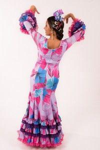 Gitaneria 3-Coleccion Tokio 2015-El Ajoli-Trajes de flamenca